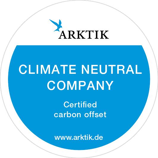 ARKTIK_Klimasiegel_certified_rund_Company_EN CSR